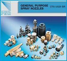 SPRAY NOZZLES-WATER-AIR