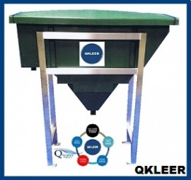 OILY WATER COALESCING PLATE SEPARATOR SYSTEM - COMPACT SERIES