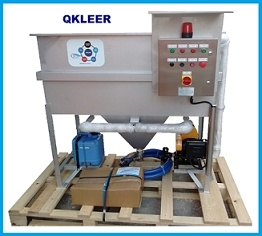 OILY WATER COALESCING PLATE SEPARATOR SYSTEM - CPS - MINING